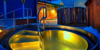 Aquella ansbach sauna